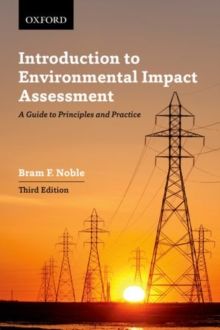 Image for Introduction to environmental impact assessment  : a guide to principles and practice