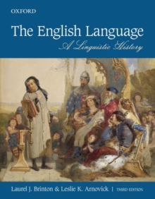 Image for The English language  : a linguistic history