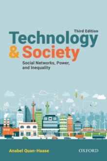 Image for Technology and Society : Social Networks, Power, and Inequality