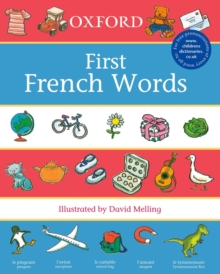 Image for First French words