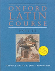 Image for Oxford latin coursePart 3: Student's book