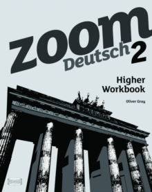 Image for Zoom Deutsch 2 Higher Workbook (8 Pack) : With all you need to know for your 2021 assessments