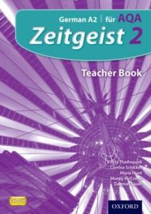Image for Zeitgeist 2  : German A2: Teacher book