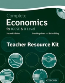 Image for Complete economics for IGCSE  and O level: Teacher resource kit