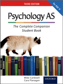 Image for Psychology AS  : the complete companion student book