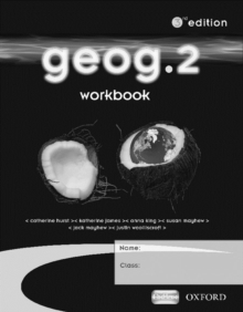 Image for geog.2: workbook pack