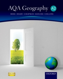Image for AQA geography A2