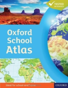 Image for Oxford school atlas