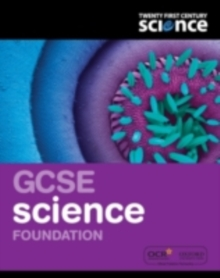 Image for GCSE science foundation: Student book