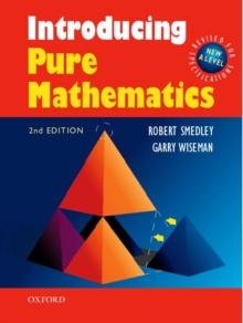 Introducing pure mathematics - Smedley, Robert