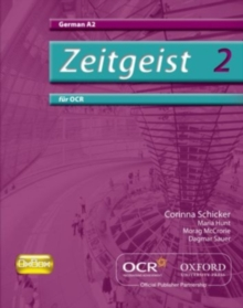 Image for Zeitgeist 2: OCR A2 students' book