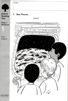 Image for Oxford Reading Tree: Level 7: Workbooks: Workbook 1 (Pack of 6)