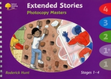 Image for Oxford Reading Tree: Levels 1 - 4: Extended Stories Photocopy Masters