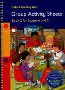 Image for Oxford Reading Tree: Stages 4-5: Book 2: Group Activity Sheets