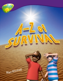 Image for Oxford Reading Tree: Level 11: Treetops Non-Fiction: A-Z of Survival