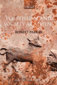 Image for Polytheism and society at Athens