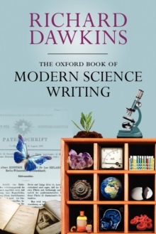 Image for The Oxford book of modern science writing