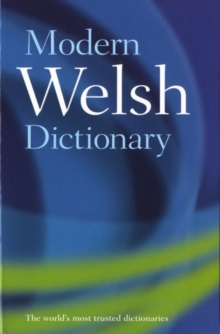Image for Modern Welsh dictionary  : a guide to the living language