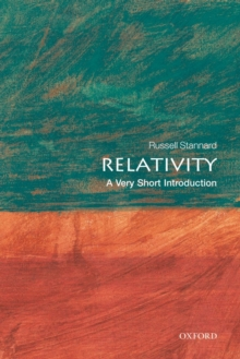 Image for Relativity  : a very short introduction