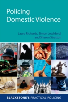 Image for Policing domestic violence