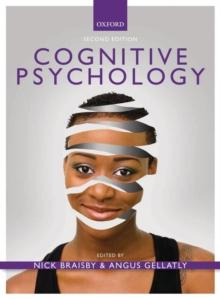 Image for Cognitive psychology