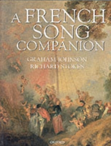 Image for A French song companion
