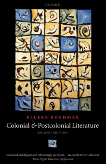 Image for Colonial and post colonial literature