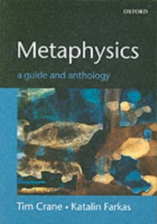 Image for Metaphysics  : a guide and anthology