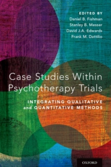 Image for Case studies within psychotherapy trials  : integrating qualitative and quantitative methods