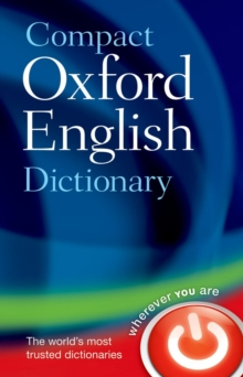 Image for Compact Oxford English dictionary of current English