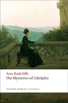 Image for The mysteries of Udolpho