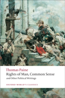 Image for Rights of man, Common sense, and other political writings