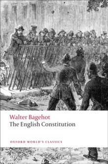 Image for The English constitution