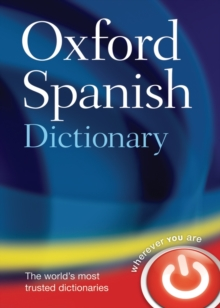 Image for The Oxford Spanish dictionary  : Spanish-English, English-Spanish