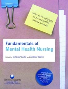 Fundamentals of mental health nursing - Clarke, Victoria (Birmingham City University)