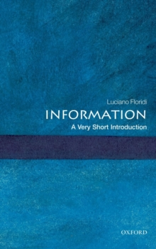 Image for Information  : a very short introduction