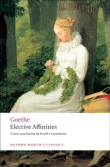 Image for Elective affinities  : a novel