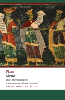 Image for Meno and other dialogues