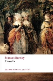 Image for Camilla, or, A picture of youth