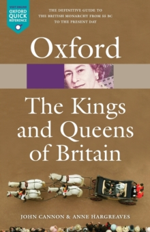 Image for The kings & queens of Britain