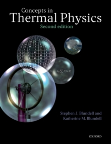 Image for Concepts in thermal physics