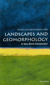 Image for Landscapes and geomorphology