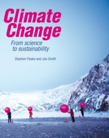 Image for Climate change  : from science to sustainability