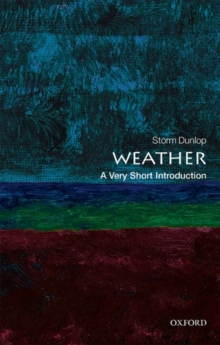 Image for Weather  : a very short introduction