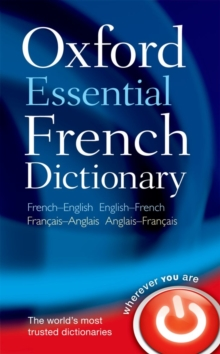 Image for Oxford essential French dictionary