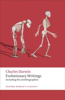 Image for Evolutionary writings