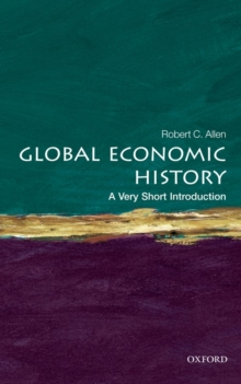 Image for Global economic history  : a very short introduction