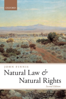 Image for Natural law and natural rights