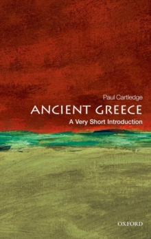 Image for Ancient Greece  : a very short introduction