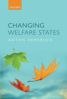 Image for Changing welfare states